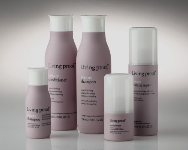 Living Proof Purple Hair Care Group