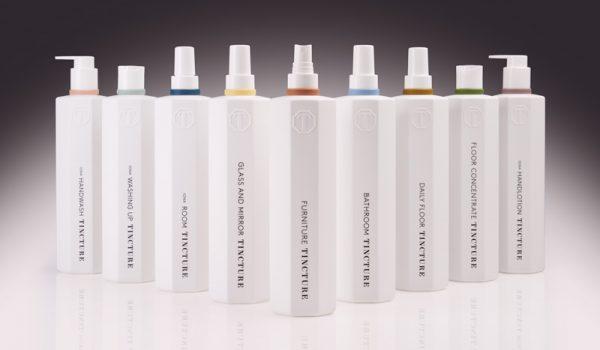 Tincture Bottle Group