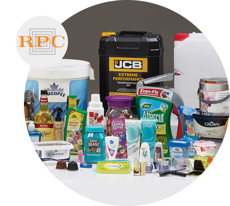 RPC Group – A leading international company in plastic packaging