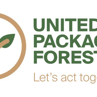 logo United Packaging forest